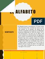 El AlfabetoAULA3