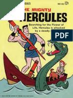 Gold Key Mighty Hercules #1 1963