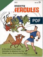 Gold Key Mighty Hercules #2 1963