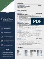 richard duan resume