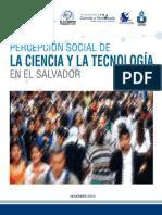 Libro Percepcion Social ElSALVADOR