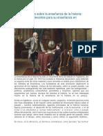 El debate inglés sobre la enseñanza de la historia.docx