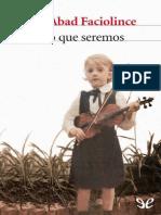 El Olvido que Seremos - Hector Abad Faciolince.pdf