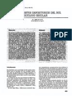Elementos definitorios del rol del psicólogo escolar. Báez de la Fé.pdf