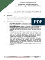 L1 CHE GDL 010 Engineering Design Governance