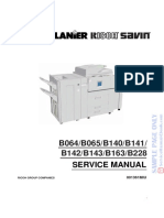 Ricoh Aficio 1060 1075 2060 2075 Service Manual