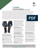 Tc8000 Specification Sheet Es Emea