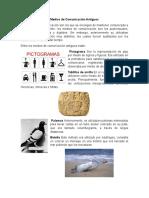 Medios de Comunicación Antiguos.docx