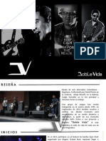 Epk Doble Vida Rck - Rock Alternativo 2018