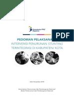 Pedoman Pelaksanaan Intervensi Penurunan Stunting Terintegrasi Di Kabupaten Kota.pdf