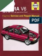 ford sierra v6 manual de reparacion y servicio (82-91).pdf