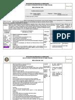 Planificación de Clase de Ll Con Adaptación Grado 2