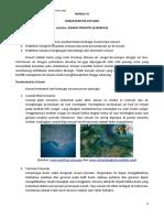 Modul 3 Praktikum Mata Kuliah OS3202 Arus Laut.docx