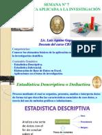 Semana 7 - Estadística e Investigacion.ppt