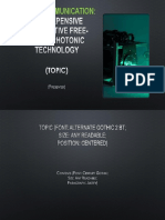 Thesis Defense Presentation Template Only