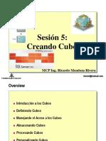 7.0 Creando Cubos.PPT