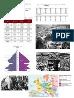 Segunda guerra Observar las imágenes y los cuadros de datos
