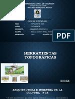 Topografia Del Imperio Inca Monografia