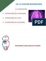 Trastornos Vasculares Pulmón 2018