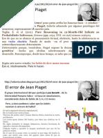 error JEAN PIAGET.pptx
