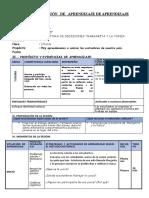 SESIÓN   DE   APRENDIZAJE  tutoria 2019.docx
