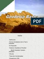 Geodesia Basica