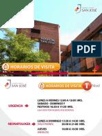 Hora Hospital San José Totem