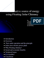 Floating Solar Chimney Technology