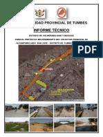 3.03.01 ESTUDIO DE EVALUACIÓN DE RIESGO DE DESASTRES  VIA CANAL BARRIO SAN JOSE.pdf