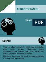 4. Askep Tetanus