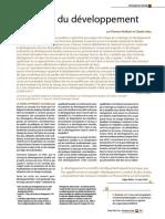 Article - Le Mythe Du Développement Durable