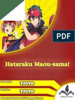 Hataraku Maou Vol 1 Cap 2-3