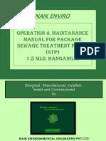 Standard O&M MANUAL- BANGANGA.pptx