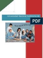 Bibliografia sobre adolescencia
