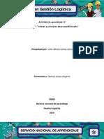 Evidencia 3 Ejercicio Periodistico Normas Nacionales e Internacionales