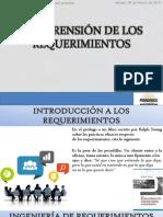 Comprensión de Los Requerimientos De Un Sistema de Informacion