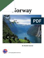 A taste of Norway