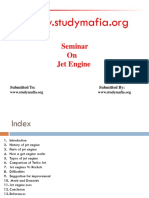 jet engine ppt