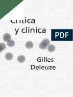 Deleuze, Gilles - Critica y clinica.pdf