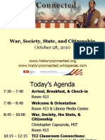 War, Society, State, and Citizenship Oct28 Introduction
