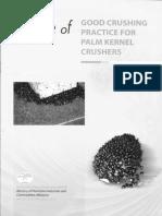 MPOB CoP Crushing Plant