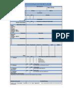 Cuestionario Preliminar de Auditoria