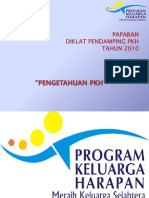 Pengetahuan  PKH