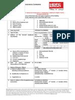 3-Gmc Claim Form Hdfc Ergo