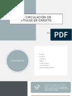 Presentación Circulación de los títulos de crédito.pptx