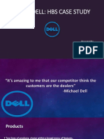 Matching Dell HBS CS