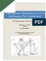 Unheimliche Elemente Hoffmann