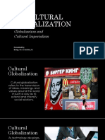 Cultural Globalization