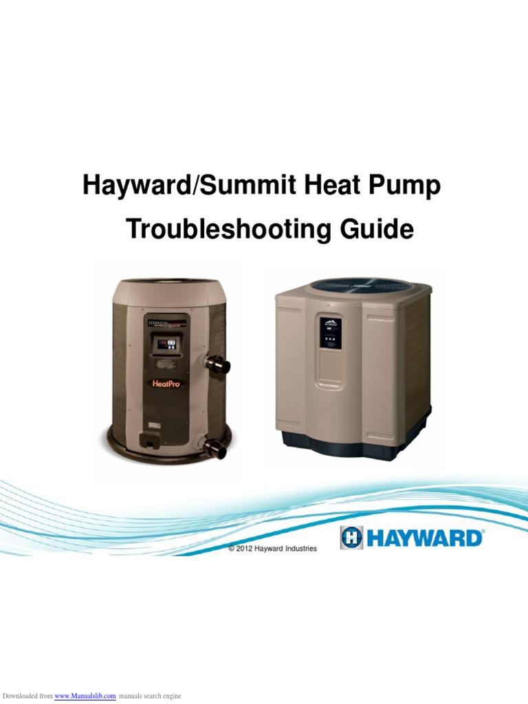heatpro_hp50ta.pdf   Heat Pump   Thermostat on