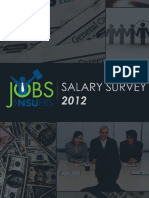 Salary Survey 2012 by JFN-2